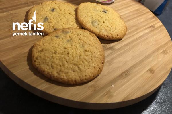 Cookies/ Amerikan Kurabiyeleri Tarifi