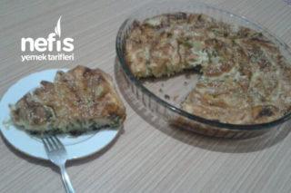 Hazır Yufkayla Pırasalı Patatesli Kol Böreği Tarifi