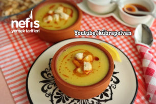Lokanta Usulü Mercimek Çorbası (videolu) Tarifi