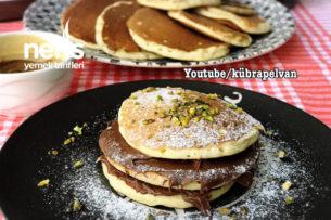 Pamuk Pancake (Videolu) Tarifi