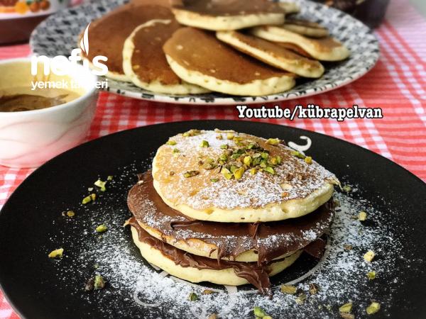 Pamuk Pancake (videolu)