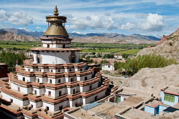 tibetin 5 hareketi