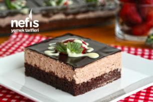 Çikolatalı Kat Kat Pasta Yapımı (videolu) Tarifi