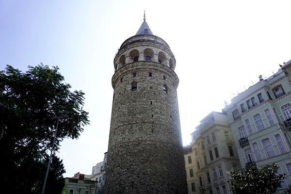 galata kulesi sözleri