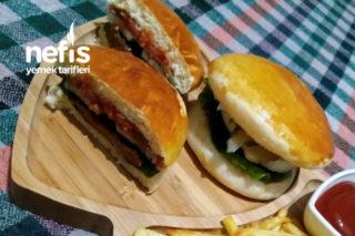 Hamburger Yapımı (Tüm Aşamalarıyla) Tarifi