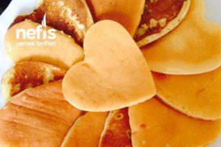 Yumuşacık Pankek (Tam Ölçülü Amerikan Pancake) Tarifi