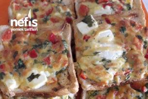 Kahvaltılık Kerdal (Fırında Ekmek) Tarifi