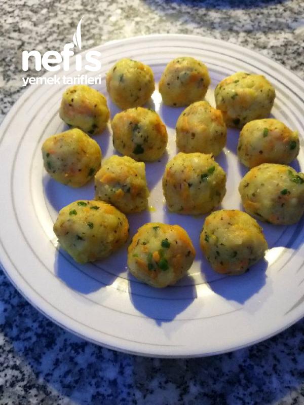 Patates Topu Mezesi