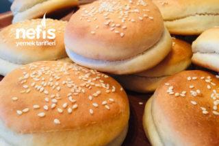 Hamburger Ekmekleri Tarifi