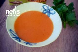 İlikli Vitaminli Tarhana Çorbası Tarifi