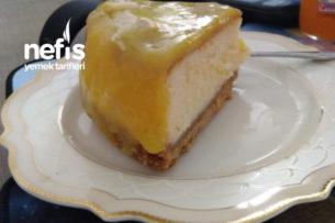 Tam Tutan Limonlu Cheesecake Tarifi