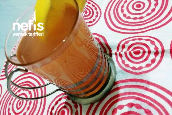 Elma Çayı (Öksürüğü Gribe Karşı) Tarifi