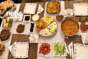 Haftasonu Kahvaltısı Tarifi