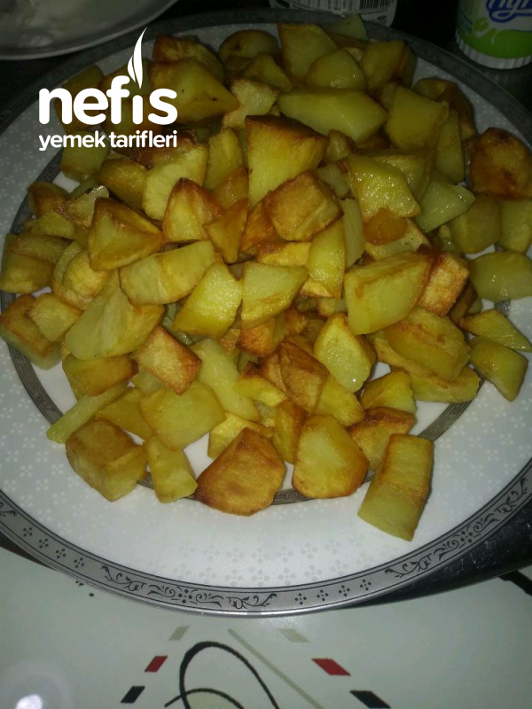 Kup Kup Patates Kızartması
