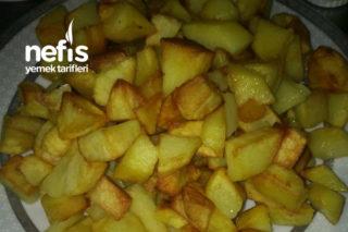 Küp Küp Patates Kızartması Tarifi