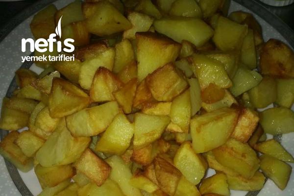 Küp Küp Patates Kızartması