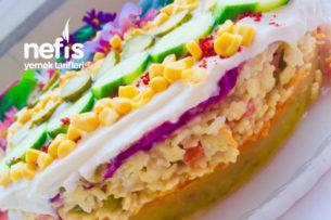 Salata Pastası Tarifi