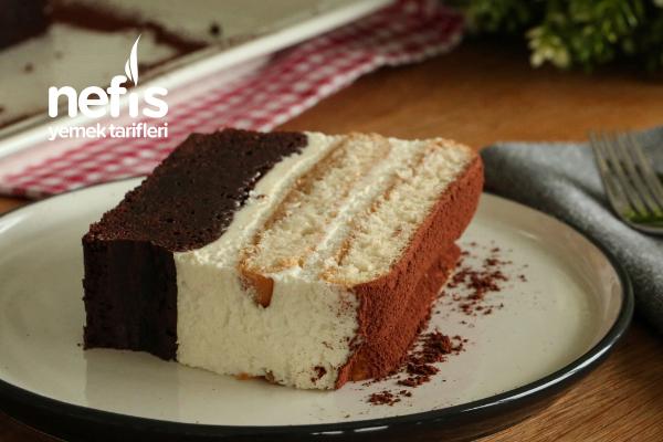 Çikolatalı Tiramisu Pasta