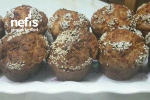 Hellimli Muffin Tarifi