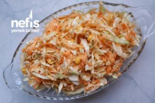 Kızımla Coleslaw Salatası Tarifi