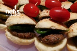 Mini Hamburger (aperatif) Tarifi