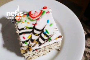 Bisküvi Pastası Tarifi