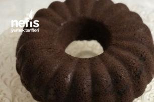 Mayalı Kakaolu Damla Çikolatalı Kek Tarifi