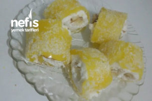 Portakallı Cocostar Sarma Tarifi