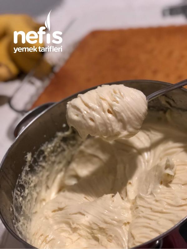 Pratik Malaga Pastası (Borcamda) – Resimli Anlatım