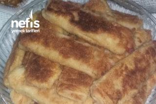 Salamlı Paçanga Böreği Tarifi