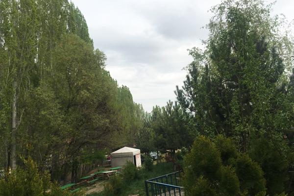 yeşildere mesire alanı