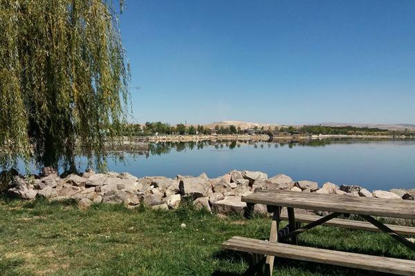 temelli gölü parkı ankara