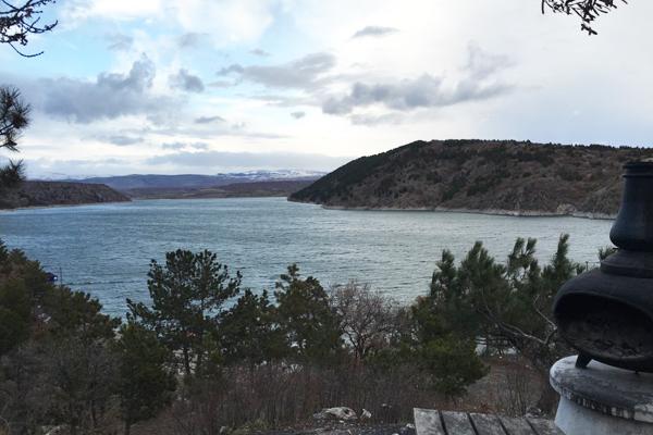 kurtboğazı barajı mesire yeri