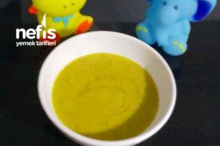 Bezelyeli Yeşil Çorba 6+ Ay Tarifi