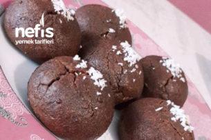 Çikolatalı Islak Kurabiye Tarifi