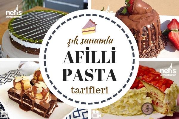 En Afilli 9 Pasta Tarifi – Şık Sunumlu Enfes Lezzetler