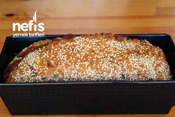 Ispanaklı Tuzlu Kek Tarifi