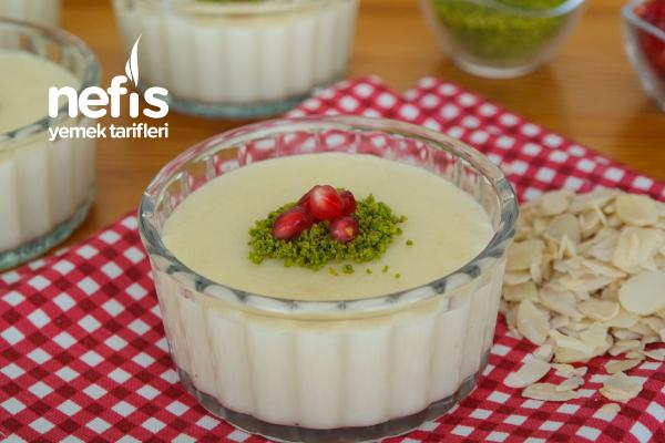 Keşkül Tarifi (Osmanlı Mutfağı) (videolu)