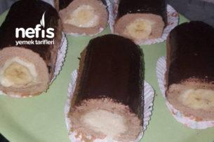 Mini Pastane Rulosu Tarifi