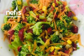 Pratik Brokoli Salatası Tarifi