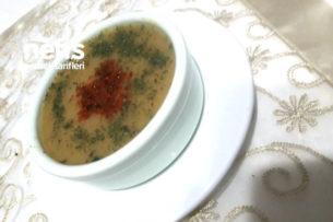Vitamin Deposu Kış Çorbası ( Kereviz,Brokoli Bir Arada) Tarifi
