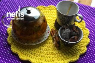 Zerdaçallı Kış Çayı Tarifi