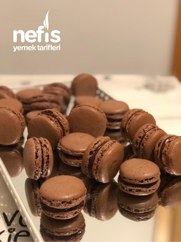 Çikolatalı Makaron – Tam Tutan Tarif (Resimli Anlatım)