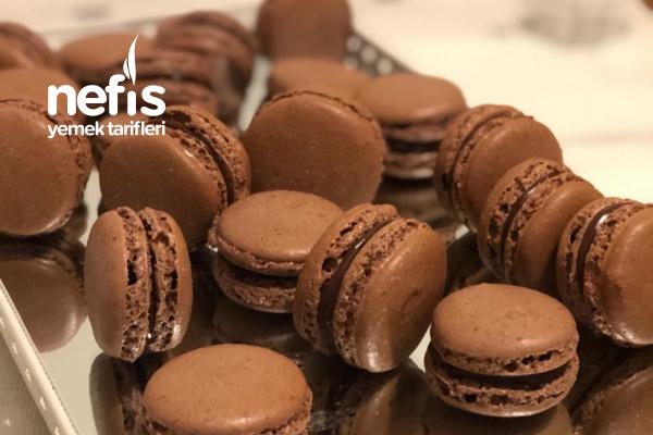 Çikolatalı Makaron