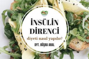 insülin direnci diyeti
