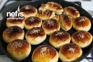 Peynirli Puf Poğaça Tarifi