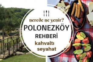 polonezköy kahvaltı