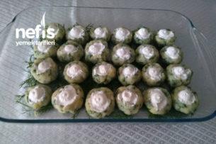Süslü Çanak Patates Tarifi