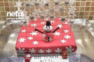 Yenil Yıl Pastası Tarifi