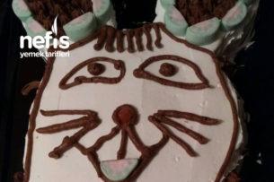 Emirin Doğum Günü Pastası ( Tavşan Pasta) Tarifi